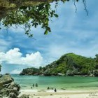 Lokasi dan Keindahan Pantai Ngobaran Gunung Kidul