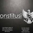 Pengertian dan Fungsi Konstitusi