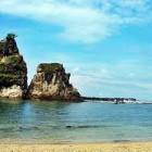 Lokasi dan Keindahan Pantai Sarwana Bayah Banten